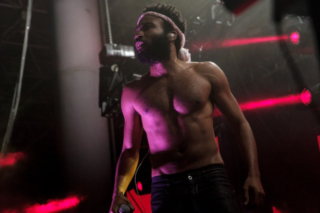 Childish Gambino (1 of 5)