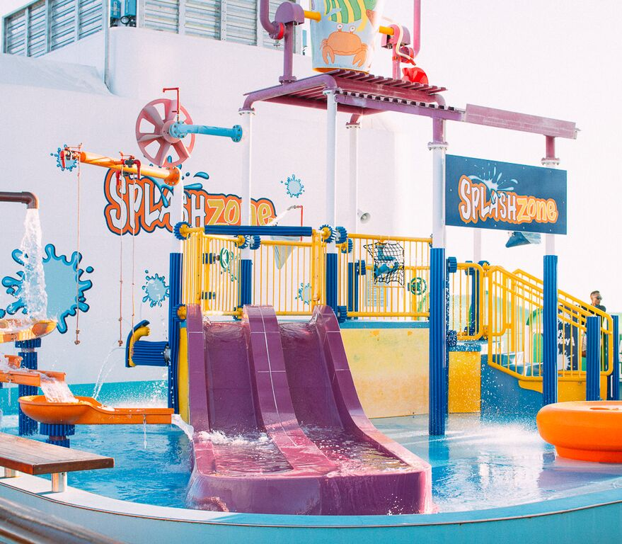 Water Slides Melbourne >> Carnival Cruises revamps the Carnival Spirit cruise ship with burgers, whisky, tacos, cinema ...