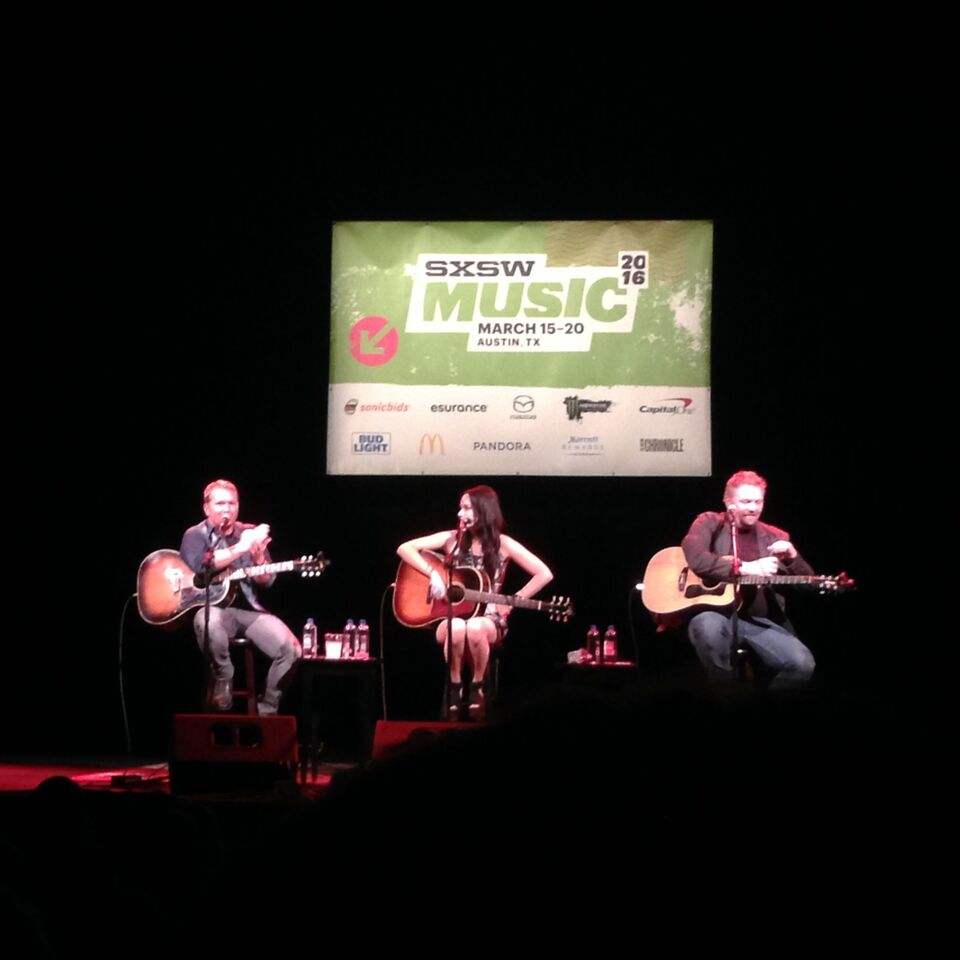 Cma songwriters night at the paramount theatre i am cooked more