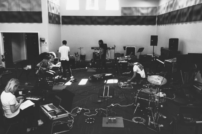 Rehearsals | Photo: Facebook