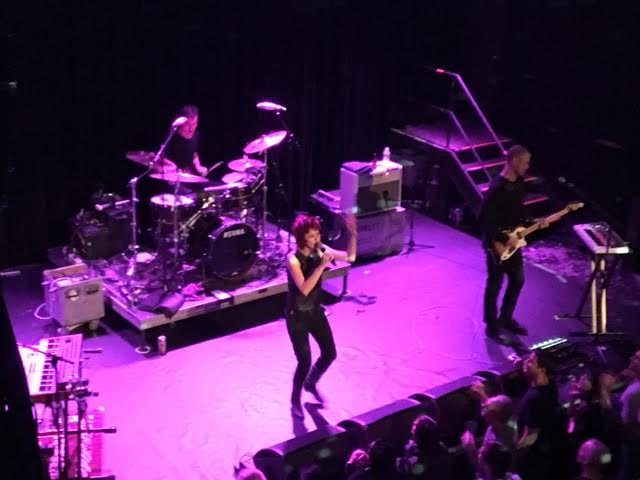The Jezabels at The Music Hall of Williamsburg