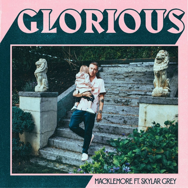 Macklemore surprises his grandmother with 'Glorious' music video